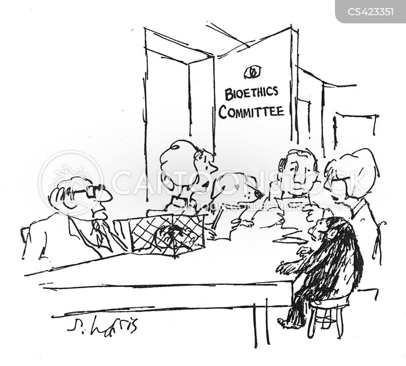 ethical committee cartoon
