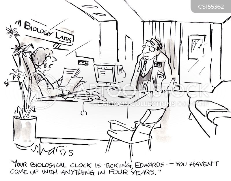 biology professors cartoon