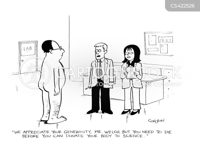 medical sciences cartoon
