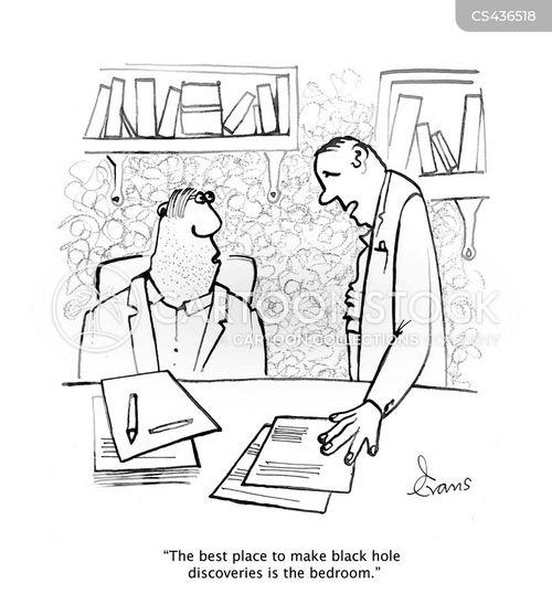 astronomist cartoon