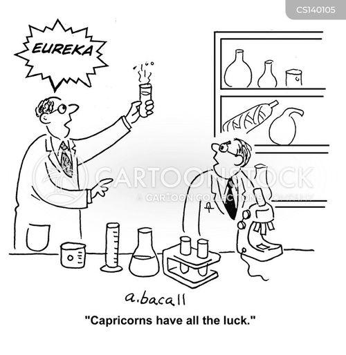 capricorn cartoon