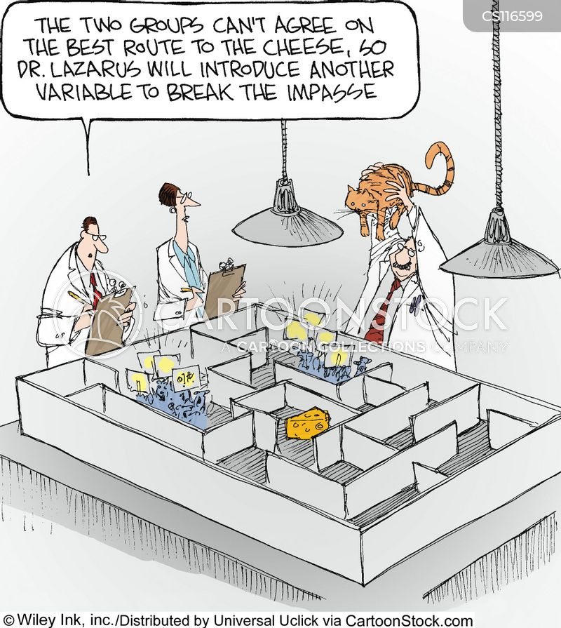 scientist cartoon