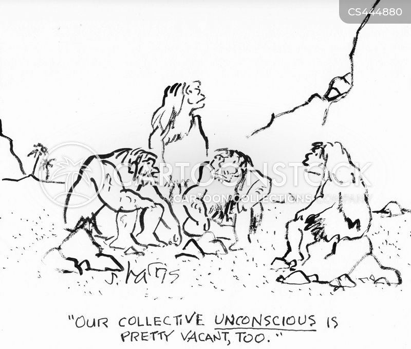unconscious minds cartoon