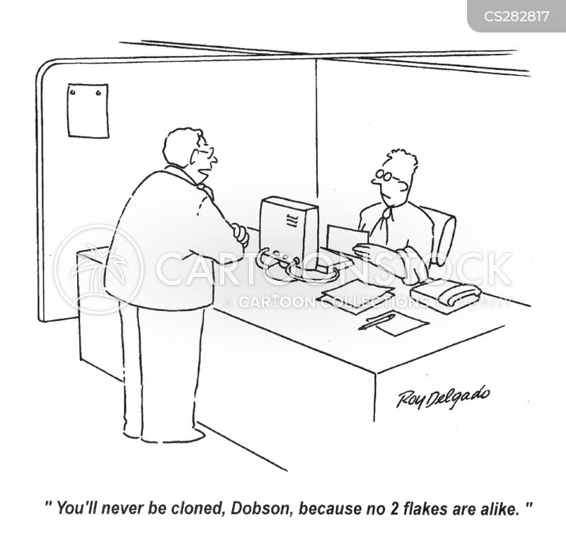 cloners cartoon