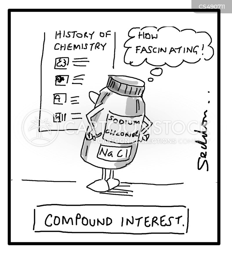 compound cartoon