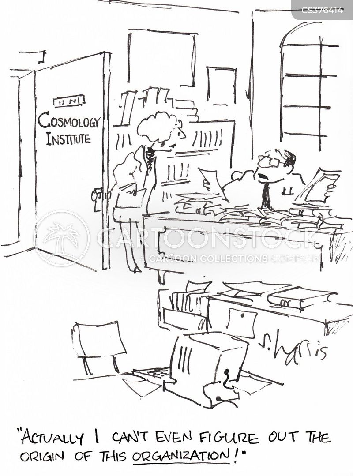 cosmologists cartoon