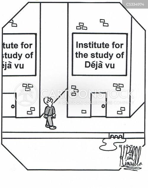 dejavu cartoon