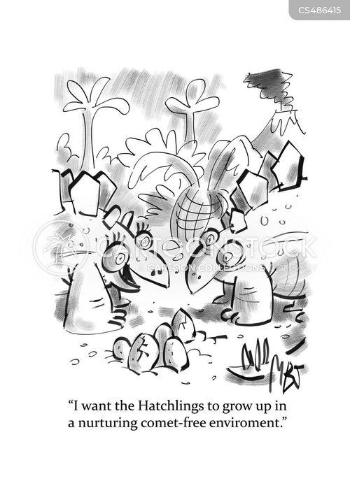 safe environments cartoon