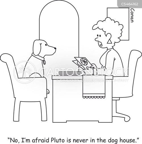 pluto cartoon