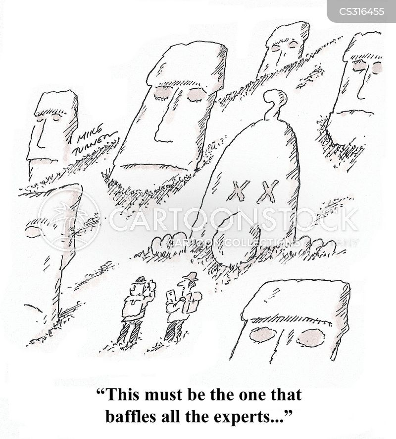 rapanui cartoon