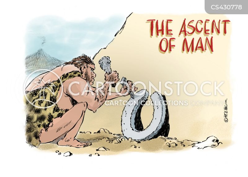 Caveman Jokes : Primitives cartoons and comics funny pictures from cartoonstock