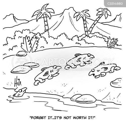 tetrapod cartoon