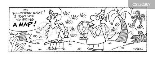 jungle explorers cartoon