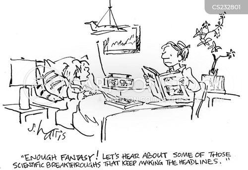 fantasy story cartoon