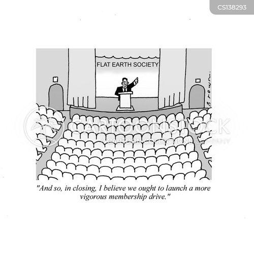 memberships cartoon