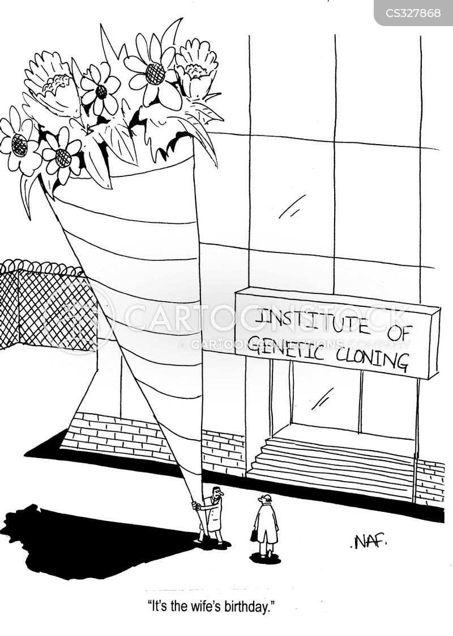bunch of flowers cartoon