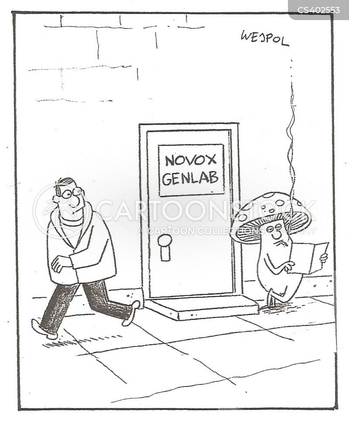experimentations cartoon