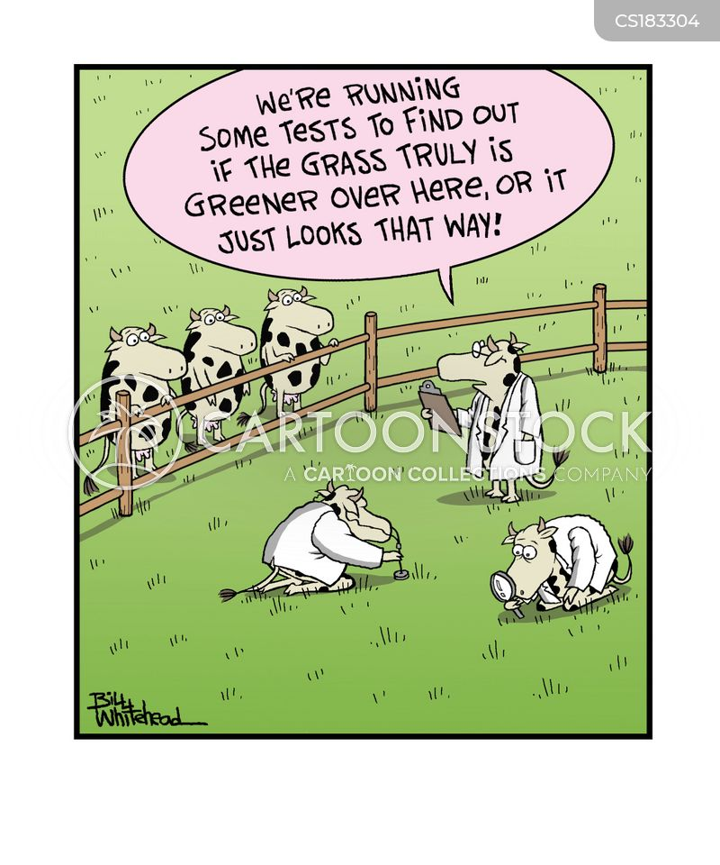 grazers cartoon