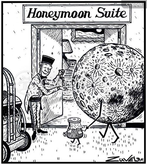 honeymoon suite cartoon