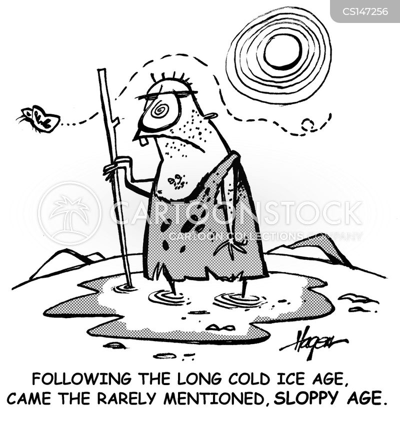 ice age cartoon