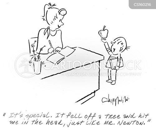favourite teacher cartoon