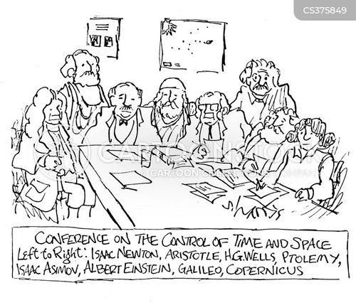 great minds cartoon