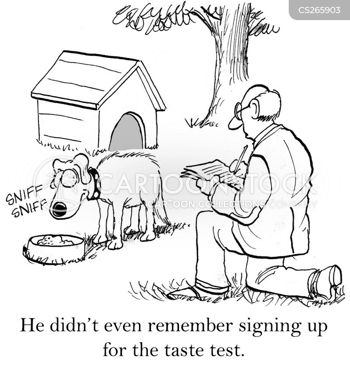 signing up cartoon