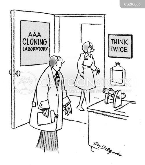 ethical question cartoon