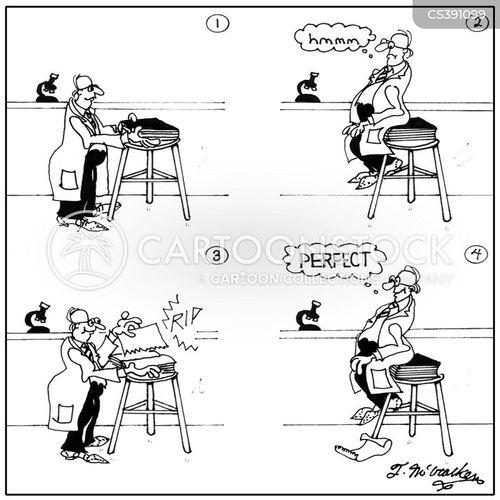 short people cartoon