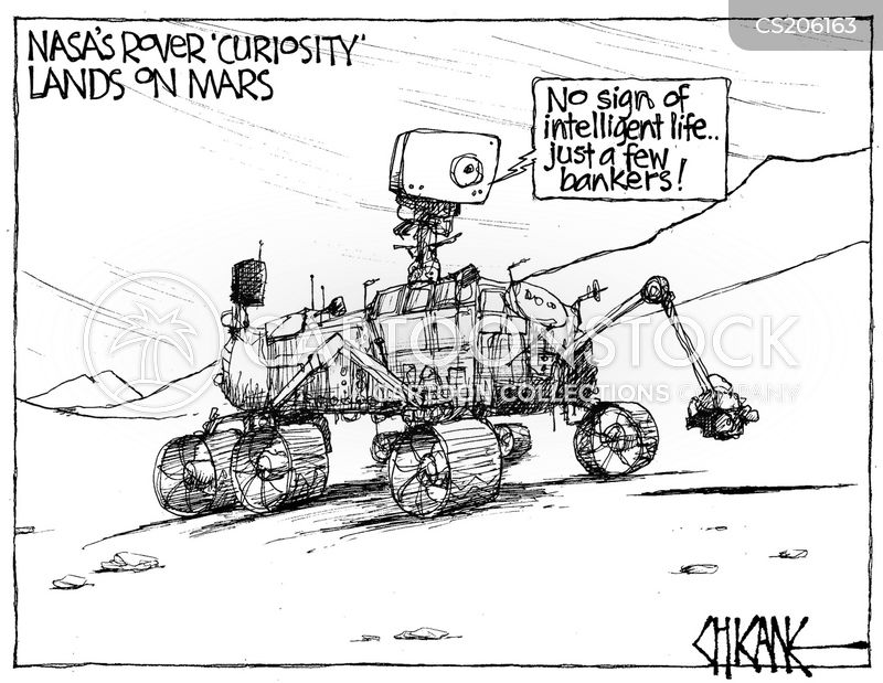 Curiosity Rover cartoons, Curiosity Rover cartoon, funny, Curiosity Rover picture, Curiosity Rover pictures, Curiosity Rover image, Curiosity Rover images, Curiosity Rover illustration, Curiosity Rover illustrations