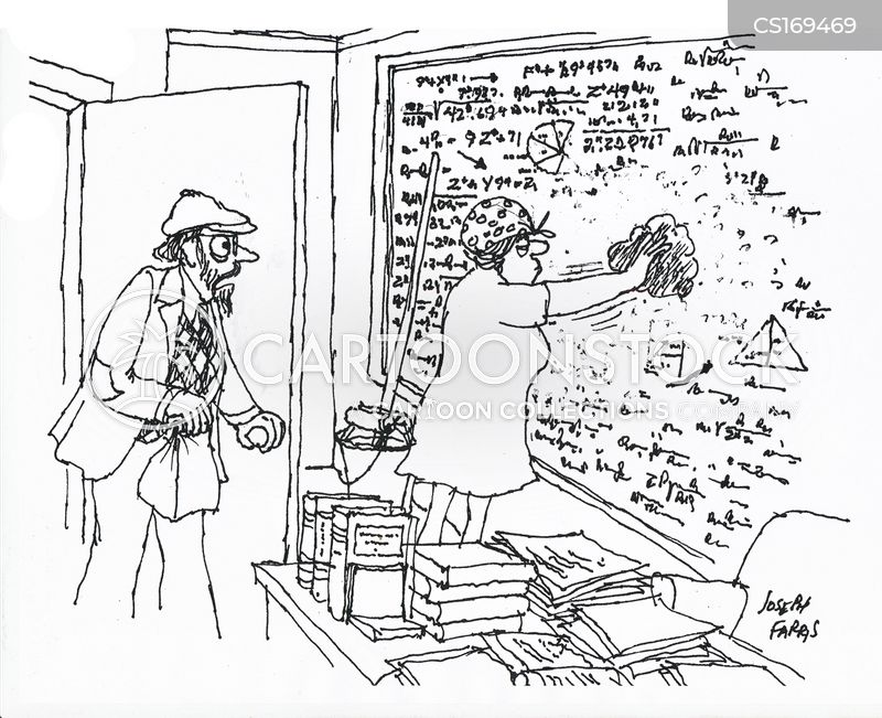 equations cartoon