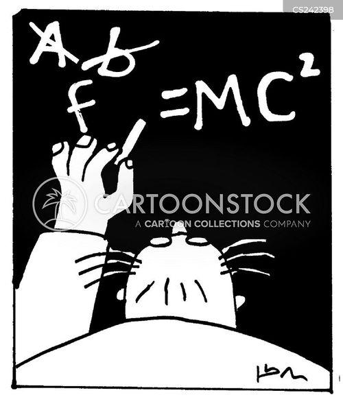 algebraic cartoon