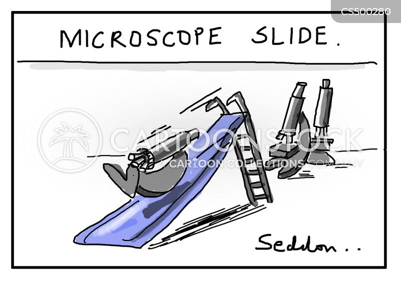 lab equipment cartoon