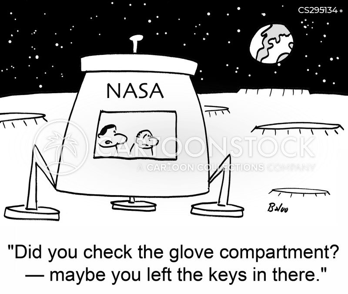 glove compartment cartoon