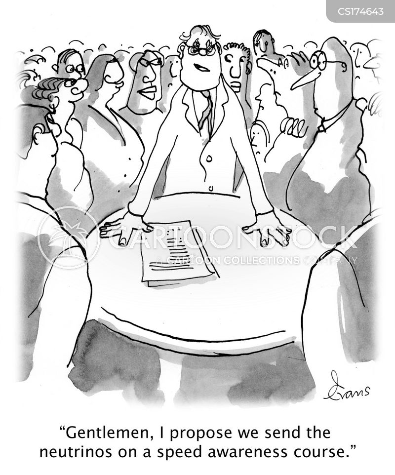 particle physicists cartoon