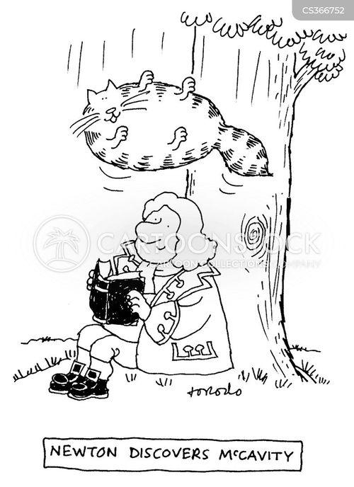 issac cartoon