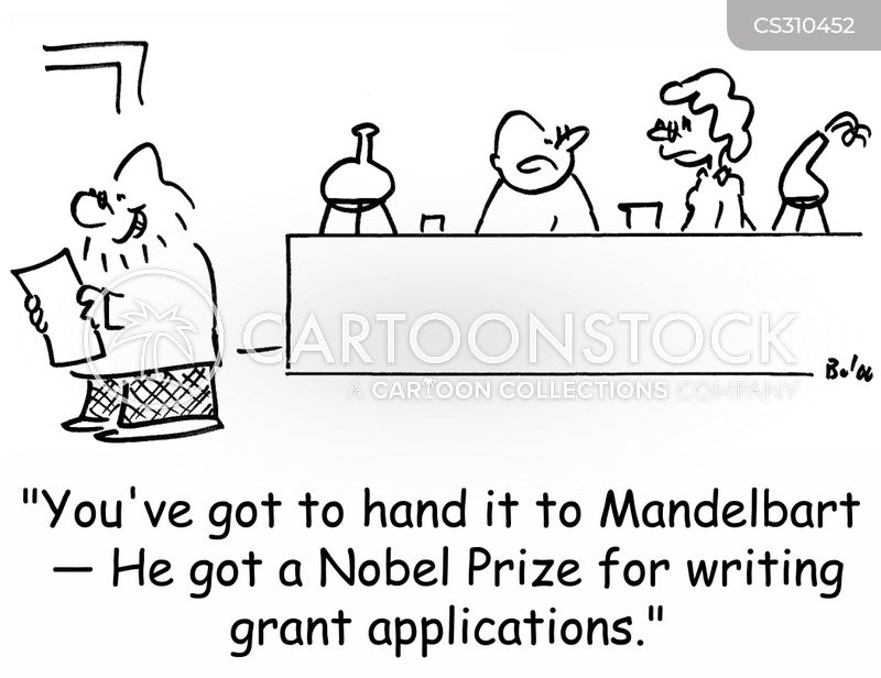 Grant Application Cartoons And Comics - Funny Pictures From