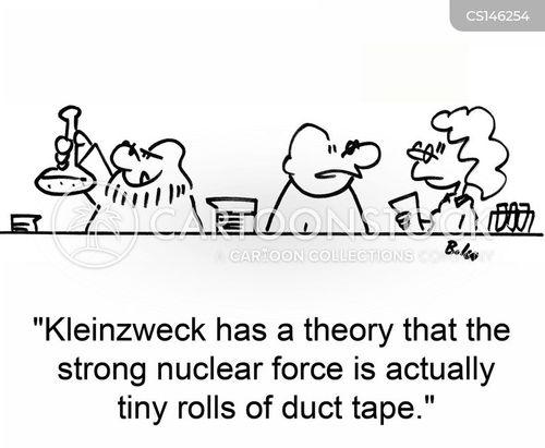 nuclear force cartoon