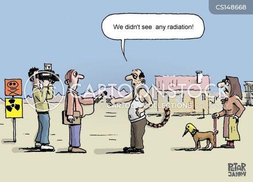 mutated cartoon