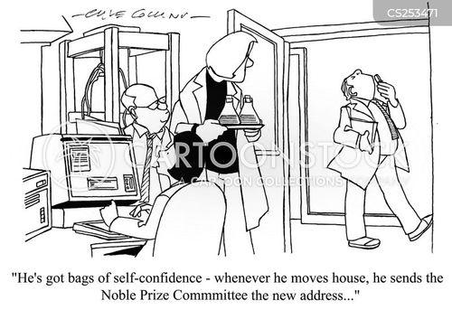 change of addresses cartoon