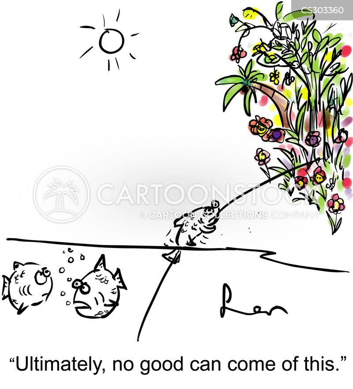 tree of life cartoon