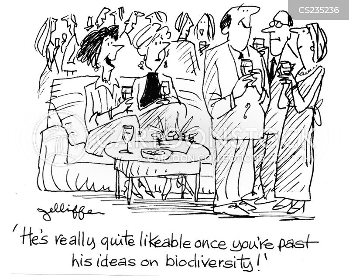 likeable cartoon
