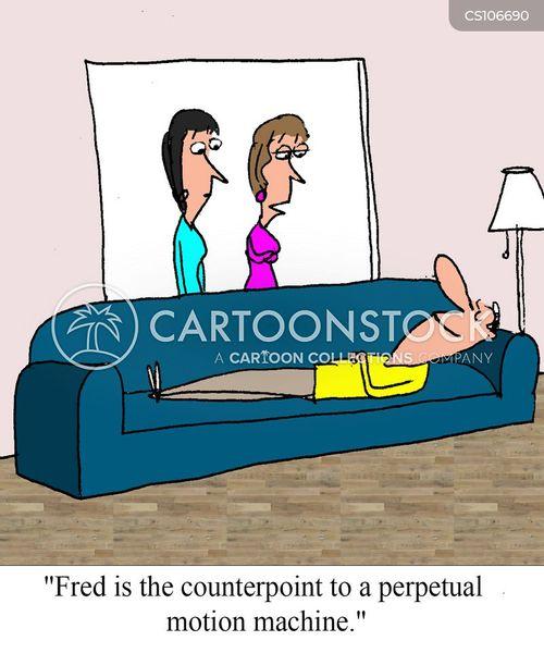 counterpoint cartoon