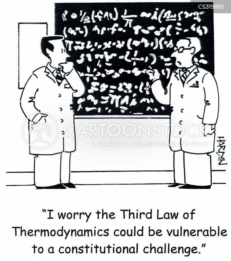 thermodynamics cartoon