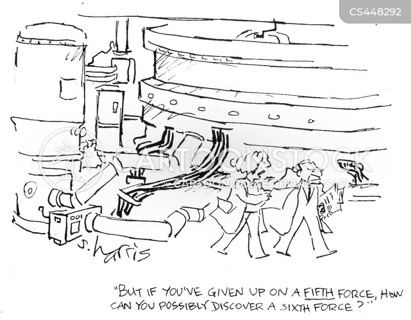 physics professors cartoon