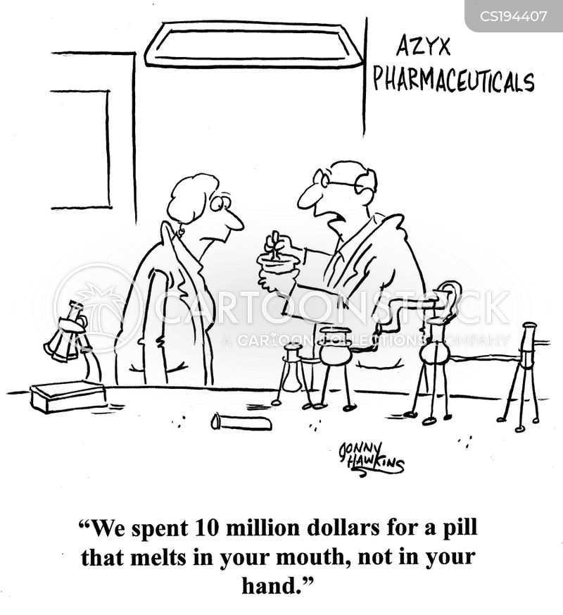 research grants cartoon
