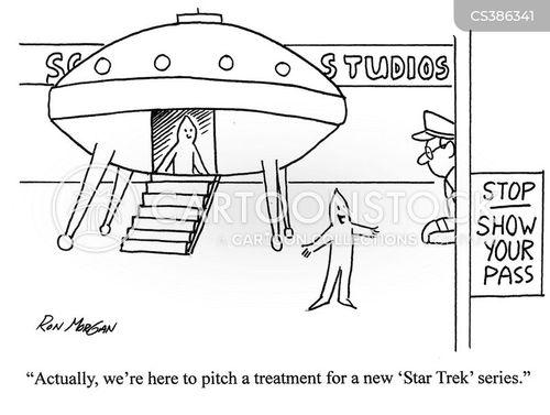 star trek cartoon