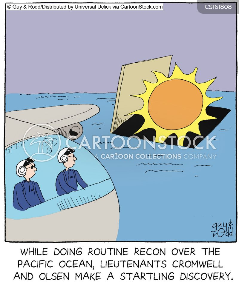sunrise cartoon