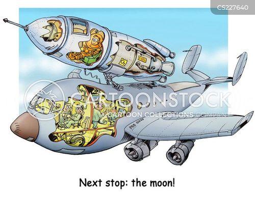 cutaway cartoon
