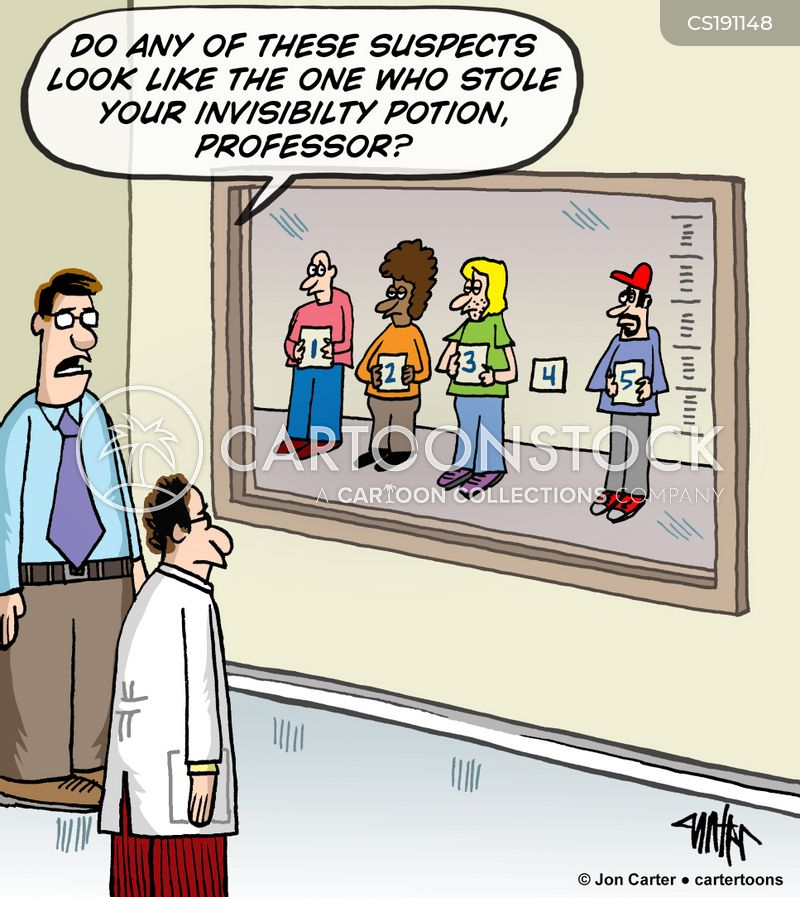 police station cartoon